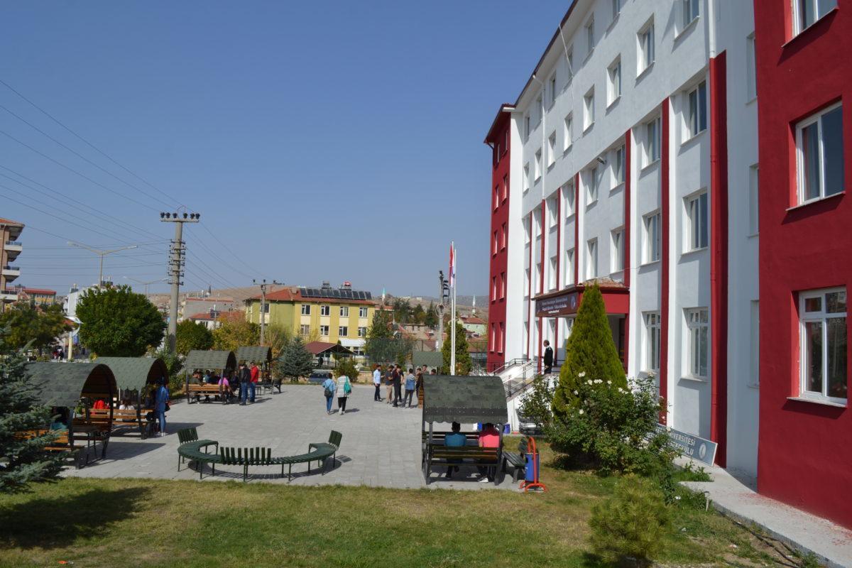 Bayat Meslek Yüksekokulu